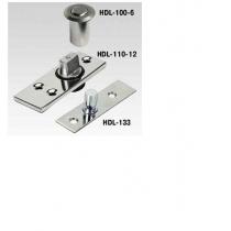 HDL 133 PSS Ось к верхней петле для стеклянных дверей.