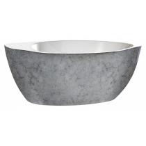 Отдельно стоящая ванна LAGARD Versa Treasure Silver