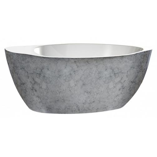 Отдельно стоящая ванна LAGARD Versa Treasure Silver 6944901