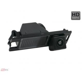 Штатная камера заднего вида Avis AVS327CPR (#027) для HYUNDAI IX35 / KIA CEE'D III HATCHBACK (2012-...) Avis-6853510