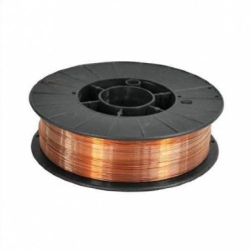 Проволока сварочная омедненная диаметр 1,2 мм (бухта 5 кг)-8177543