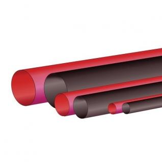 Skyllermarks Упаковка изоляционного сжимающегося рукава красный/черный Skyllermarks TK0600 16 - 25 мм² 2 x 300 мм-9202541