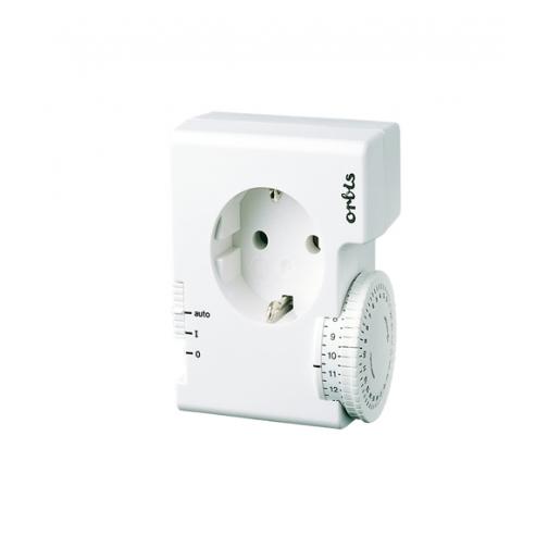 Бытовой таймер суточный ORBIS CONTROL DT15 шаг 15мин.-6453501