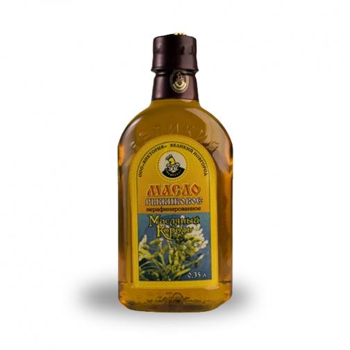 Масло рыжиковое «Масляный король», 0.35 л, ПЭТ-822574