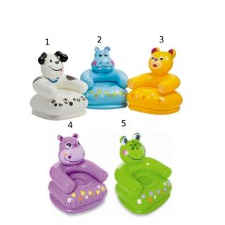 Надувное кресло Happy Animal, 3-8 лет Intex-37711782