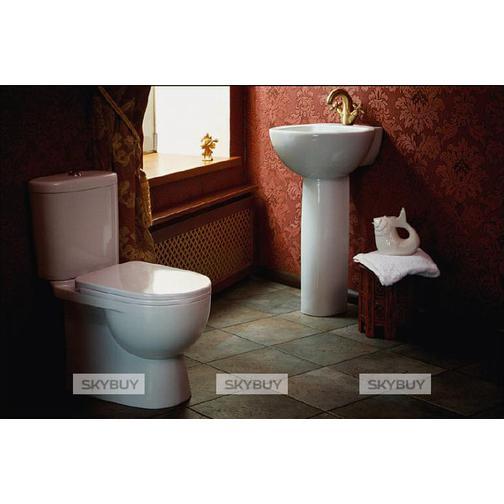 Унитаз-компакт Sanita luxe Art luxe без микролифта 38116726 3