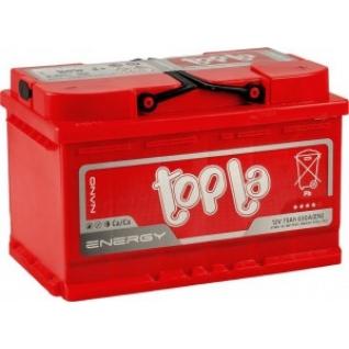 Автомобильный аккумулятор Topla Topla Energy 73R 630А обратная полярность 73 А/ч (279x175x175)