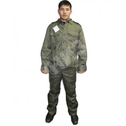 Костюм танковый ремонтный защитного цвета-9191
