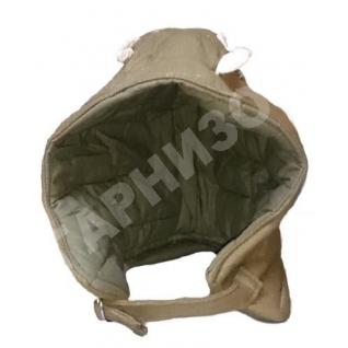 Шлем утепленный защитного цвета-8170949