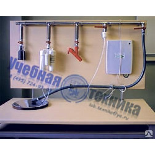 Лабораторная установка «Методы очистки воды» БЖ-08-95778