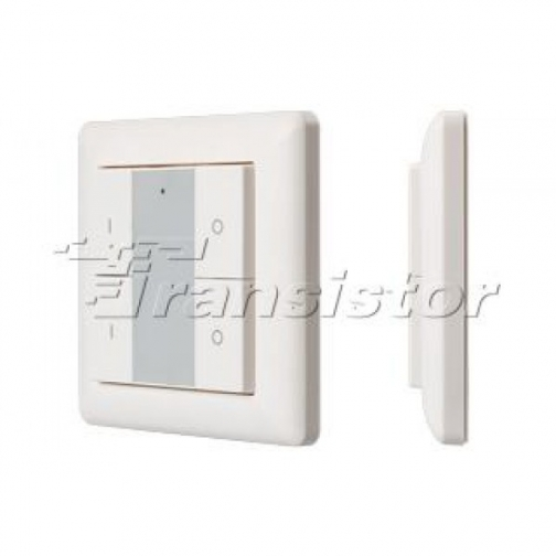 Arlight Панель Knob SR-KN9550K4-UP White (KNX, DIM) 9052077