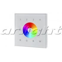 Arlight Панель Sens SR-2300TR-DT8-G4-IN White (DALI, RGBW)