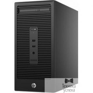 Hp HP 280 G2 X9D90ES MT/i3-6100/4Gb/SSD128Gb/DVDRW/W10Pro+W7Pro/k+m/black 3YW