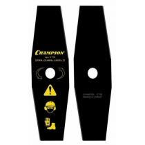 Нож для жесткой травы CHAMPION 2/255/25,4 C5116