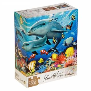 Пазл Limited Edition - Подводный мир, 1000 элементов Step Puzzle-37724247