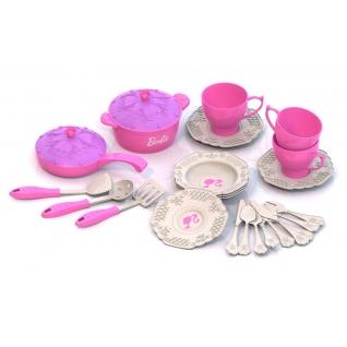 "Набор кухонной посудки ""Барби"", 25 предметов Нордпласт-37742557"