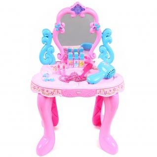 """Туалетный столик для девочки """"Красотка"""" с аксессуарами (свет, звук) Zhorya-37727067"""