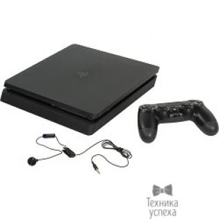 Sony Sony PlayStation 4 1TB Slim (CUH-2008B) + геймпад черный