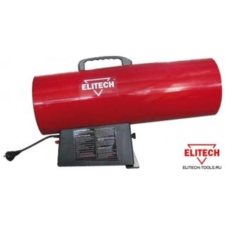 Газовая тепловая пушка ELITECH ТП30Г-1336569
