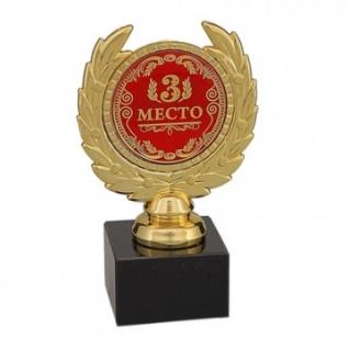 Кубок 3 место 13 см 492380