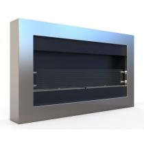 Биокамин ROMA 90 Inox DP design