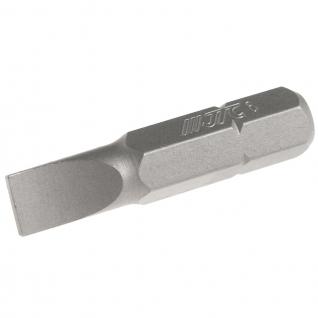 Бита JTC 1123006 1//4 DR шлиц 1.0х6х30 мм.-8938910