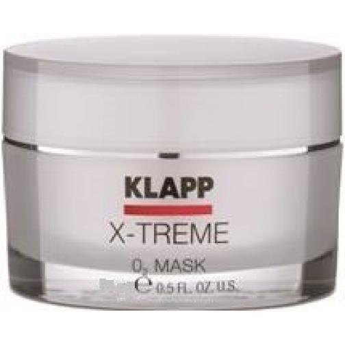 Klapp O2 Mask (X-Treme) - Кислородная маска для лица-4942255