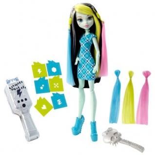 """Кукла """"Монстер Хай"""" - Стильная прическа Фрэнки Mattel-37714558"""
