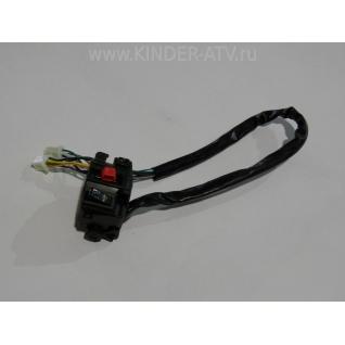Блок управления на руле (150сс)-1026110