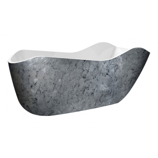 Отдельно стоящая ванна LAGARD Teona Treasure Silver 6944895