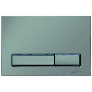 Кнопка слива Cersanit GEOMETRY M07 S-BU-GMT/Cm, хром матовый-6762764