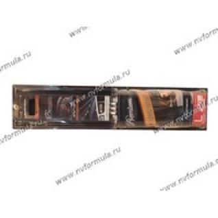 Шторки боковых окон Premium 60/L42-47 черные-432325