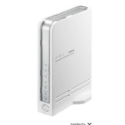 Роутер Wi-Fi ASUS RT-N13U-490709