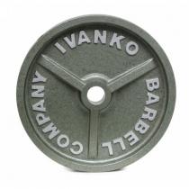 Ivanko Диск шлифованный IVANKO OM-2,5KG (2,5 кг)