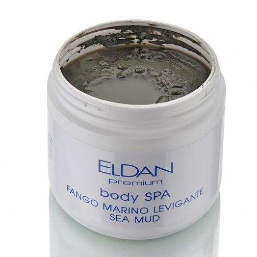 Eldan Premium body SPA sea mud - SPA-маска с морской грязью 4940629
