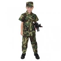 Rothco Костюм детский Rothco Soldat woodland