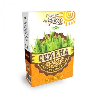 Пшеница для проращивания, 400 г, коробка-822528