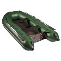 Моторная лодка Ривьера 2900 С (стационарный транец, слань-книжка)