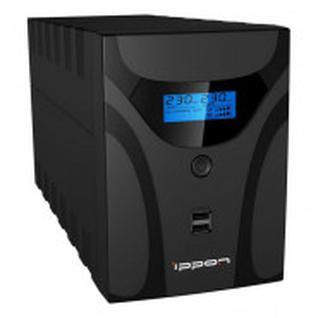 ИБП Ippon Smart Power Pro II 1200 1200VA 720Вт IEC(4)