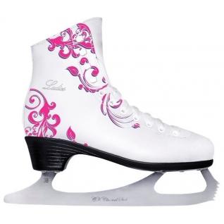 Фигурные коньки СК (Спортивная коллекция) Ladies Lux Tricot (детские)