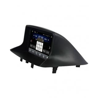 Штатная магнитола для Renault Megane III 2009+, Fluence 2010+ черный привод CARMEDIA KD-7237-P3-7 на Android 7.1-37279621