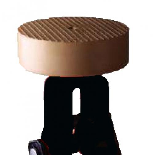 Резиновая накладка для домкрата (D 100мм,толщ 30мм) Big Red-6004229
