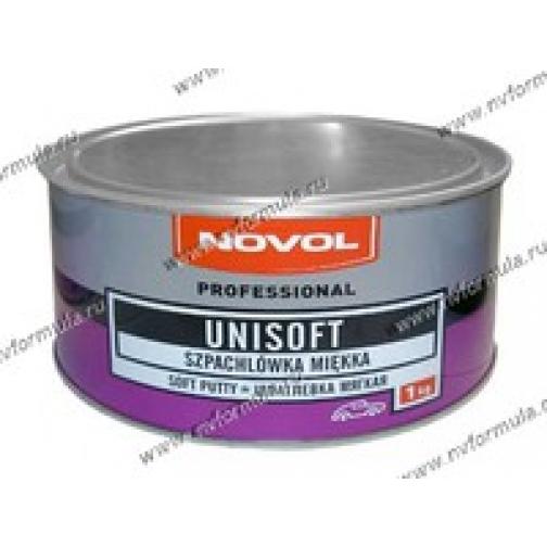 Шпатлевка NOVOL унисофт 1 кг-418510