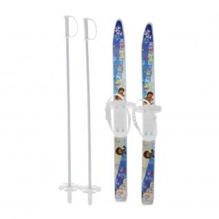 """Детские лыжи """"Лыжики-пыжики"""" с палками, 75 см-37740320"""