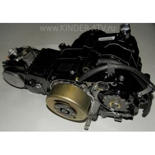 Двигатель в сборе 125 куб. механика-1025962