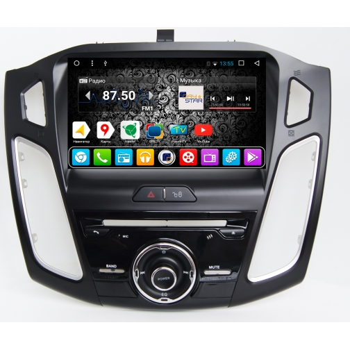 Daystar DS-7079HD FORD FOCUS 3 2015+ ANDROID DayStar-834147