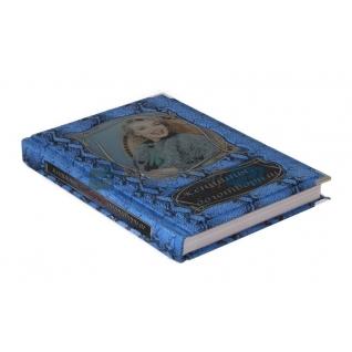 """Книга подарочная в обложке из натуральной кожи """"Женщины, которых боготворили""""-761772"""