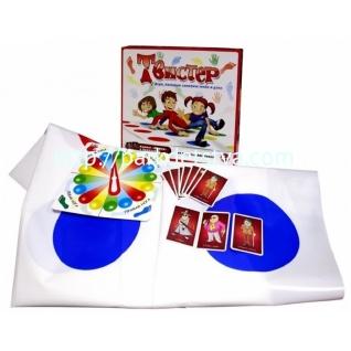 Игра «Твистер» Татой с картами Мафия-37590205