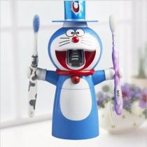 Детский дозатор зубной пасты с держателем