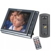 Комплект видеодомофона для квартиры, частного дома с вызывной панелью и записью на карту SD Eplutus EP-2291